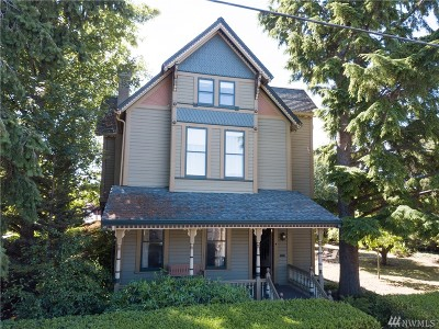Bellingham Single Family Home For Sale: 2405 Elizabeth St