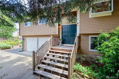 Lake Forest Park Single Family Home For Sale: 19106 30th Ave NE