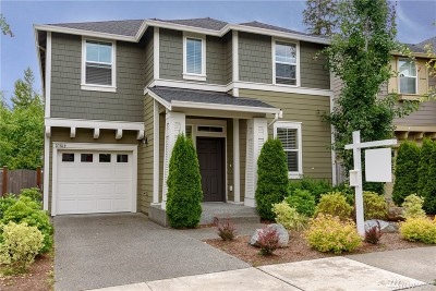 North Bend, Snoqualmie Single Family Home For Sale: 37519 SE Fury St