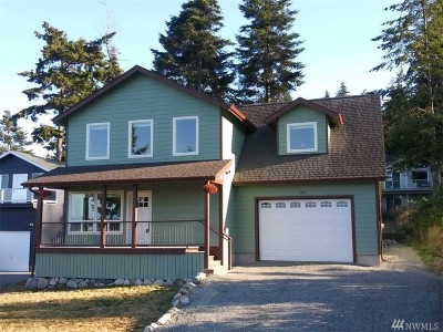 Coupeville Single Family Home For Sale: 160 Fletcher Place