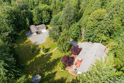 Sedro Woolley Single Family Home For Sale: 7583 Parker Rd
