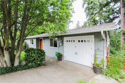 Shoreline Single Family Home For Sale: 18020 Palatine Ave N