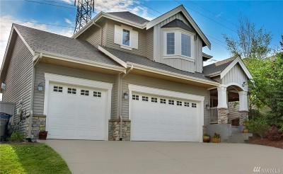 Bothell Single Family Home For Sale: 4210 221st Place SE