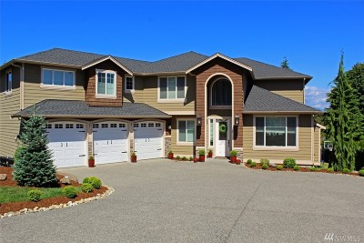 Snohomish Single Family Home For Sale: 3215 115th Ave SE