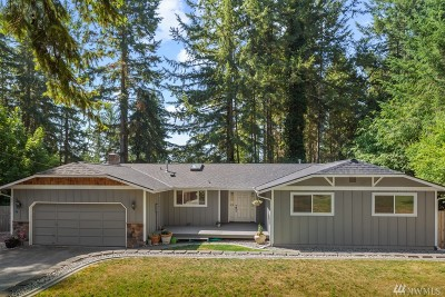 Gig Harbor Single Family Home For Sale: 7614 29th St NW