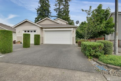 Puyallup WA Single Family Home For Sale: $255,500