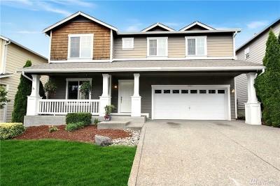 Covington Single Family Home For Sale: 16416 SE 260th St