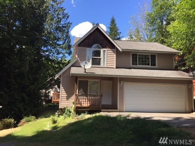 Bellingham WA Single Family Home For Sale: $329,000