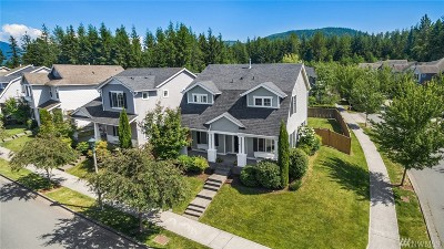 North Bend, Snoqualmie Single Family Home For Sale: 35303 SE Swenson St