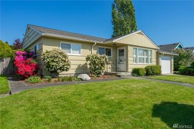 Whatcom County Single Family Home For Sale: 2814 Grove St