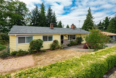 SeaTac Single Family Home For Sale: 21211 31st Ave S