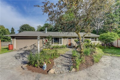 Lake Forest Park Single Family Home For Sale: 19326 53rd Ave NE