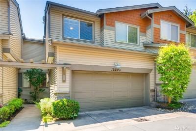 Kirkland Single Family Home For Sale: 12203 NE 103rd Lane #C4