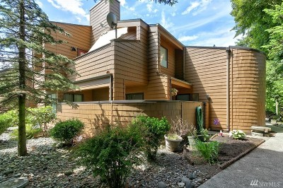 Kirkland Condo/Townhouse For Sale: 11504 NE 128th St #30