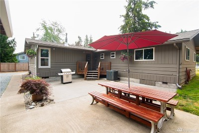 Puyallup Single Family Home For Sale: 1307 22nd Ave SW