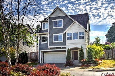 Duvall Single Family Home For Sale: 14508 271st Ct NE