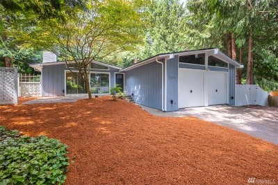 Gig Harbor Single Family Home For Sale: 2509 54th St NW