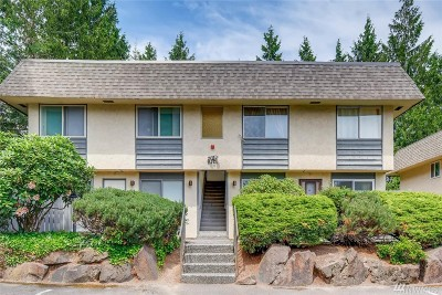 Lynnwood Condo/Townhouse For Sale: 6121 204th St SW #K4