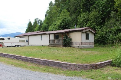 Sedro Woolley Single Family Home For Sale: 36183 Ohara Rd