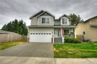 Olympia Single Family Home For Sale: 2312 Beacon Ave SE