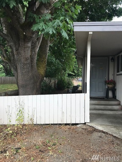 Tacoma Single Family Home For Sale: 5223 S Steele St