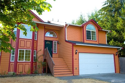 Eatonville Single Family Home For Sale: 142 Curtis Lane N