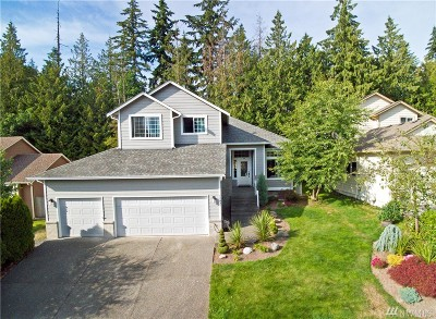 Lynnwood Single Family Home For Sale: 1403 195th St SW