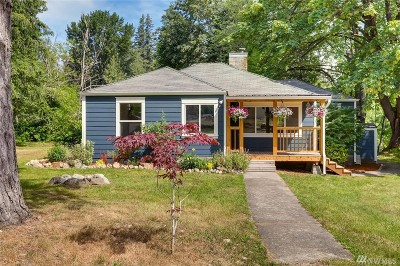 Snoqualmie Single Family Home For Sale: 7830 376th Ave SE