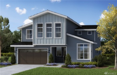 Marysville Single Family Home For Sale: 3737 82nd Ave NE