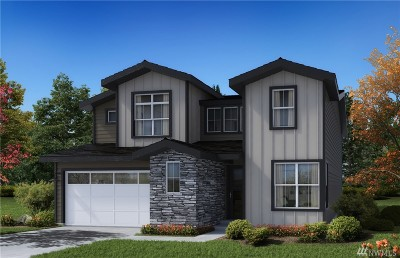 Marysville Single Family Home For Sale: 3822 82nd Dr NE
