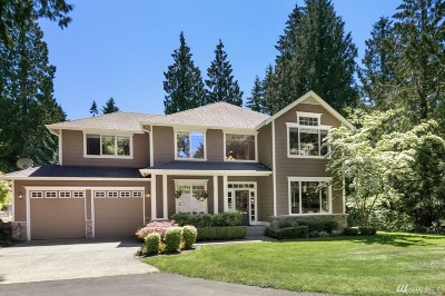 Newcastle Single Family Home For Sale: 17145 SE Licorice Wy