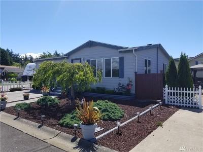Blaine Condo/Townhouse Sold: 4751 Birch Bay Lynden Rd # 153