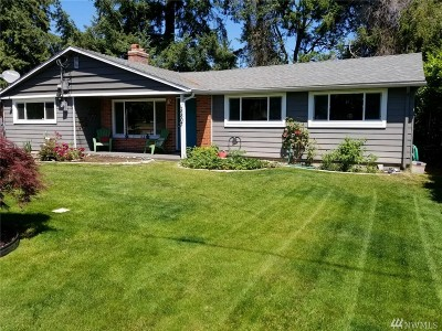 Lakewood Single Family Home For Sale: 8807 121st St SW
