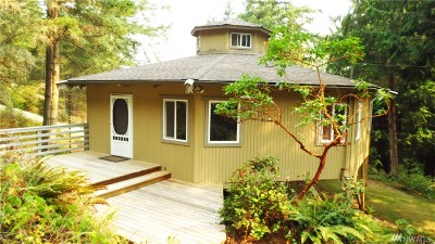 Anacortes Single Family Home For Sale: 3625 Green Cliffs Rd