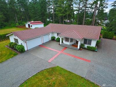 Graham Single Family Home For Sale: 5810 246th St E