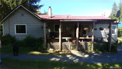 Sedro Woolley Single Family Home For Sale: 37607 Cape Horn Rd