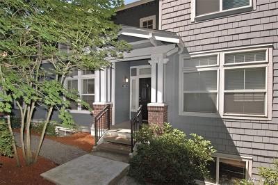 Kirkland Condo/Townhouse For Sale: 8806 123rd Lane NE