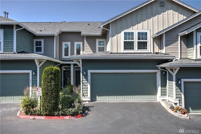 Snoqualmie Single Family Home For Sale: 7806 Fairway Ave SE #1103