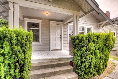 Single Family Home For Sale: 631 Steele St