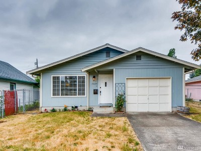 Single Family Home For Sale: 7224 S Prospect St