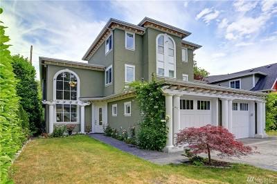 Bellevue WA Multi Family Home For Sale: $2,828,500