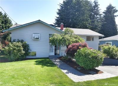 Everett Single Family Home For Sale: 8909 Whitechuck Dr