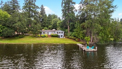 Olympia Single Family Home For Sale: 3523 Frances Dr SE