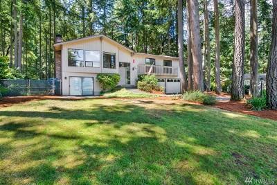 Gig Harbor Single Family Home For Sale: 4502 Garden Pl. NW