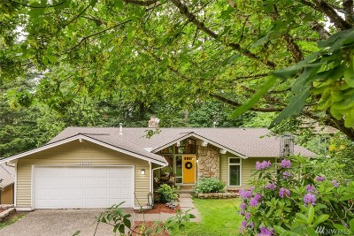 Bellevue WA Single Family Home For Sale: $1,090,000