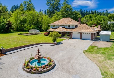 Woodinville Single Family Home For Sale: 16649 178th Ave NE