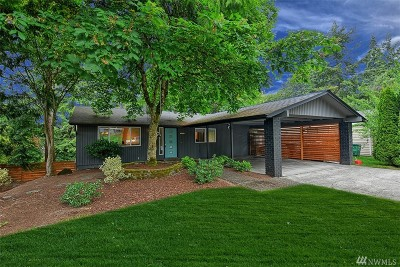 Redmond Single Family Home For Sale: 10431 168th Ave NE