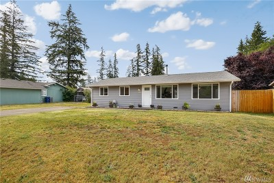Marysville Single Family Home For Sale: 4604 121st Place