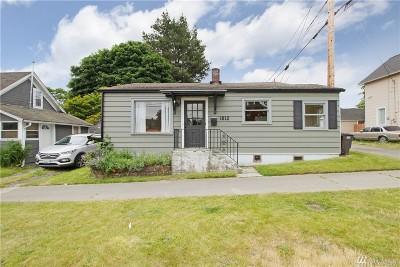 Everett Single Family Home For Sale: 1812 23rd St