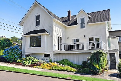 Kirkland Single Family Home For Sale: 703 State St S